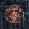 Ман Сити детская футболка гостевая сезон 2020-2021 Де Брейне 17